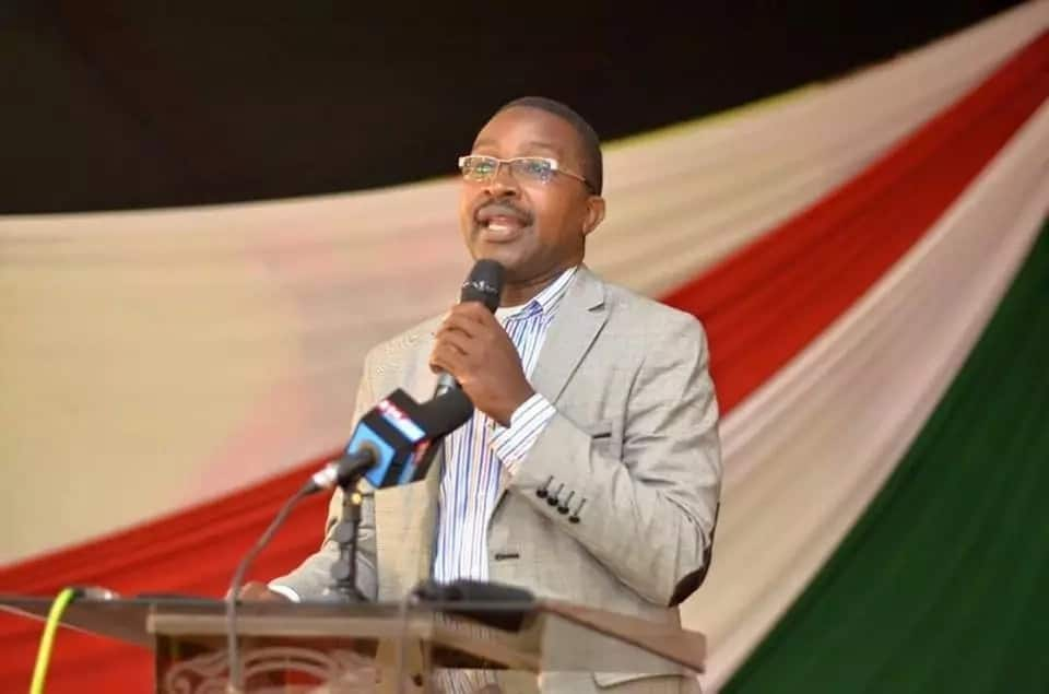 Mutrang'a governor summoned to defend his ambitious bill on hawkers