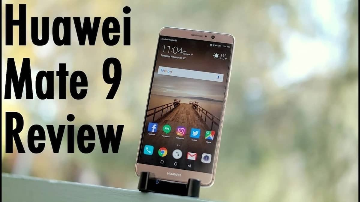 Huawei Mate 9 price in kenya specs & review