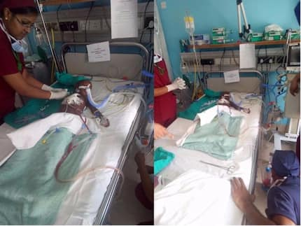 """""""Please help me take my only daughter to hospital,"""" The sad plea of a Kenyan mum"""