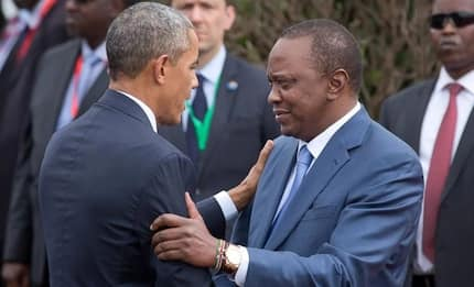 This is President Obama's message to Kenyans as they marked 52nd Jamhuri Day last year