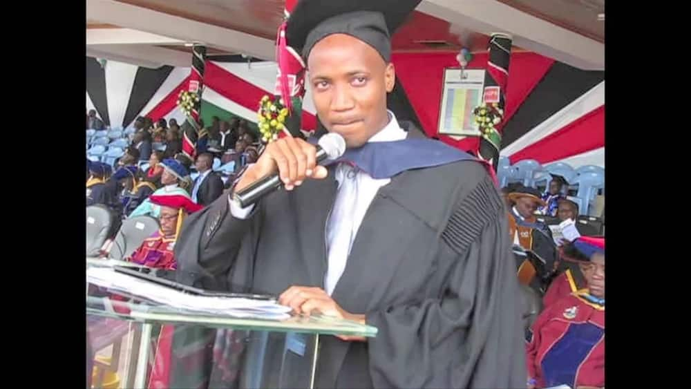 chuka university graduation