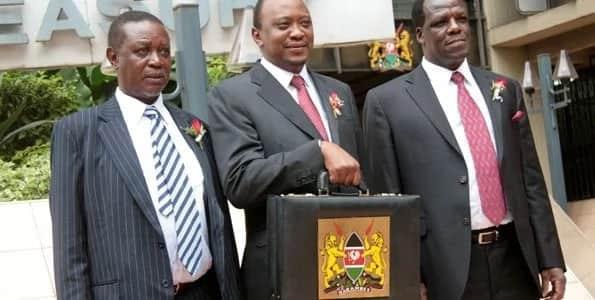 Oburu Odinga loses