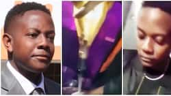 Life's good! Robert Mugabe's son filmed pouring champagne on his 'expensive' watch during a party