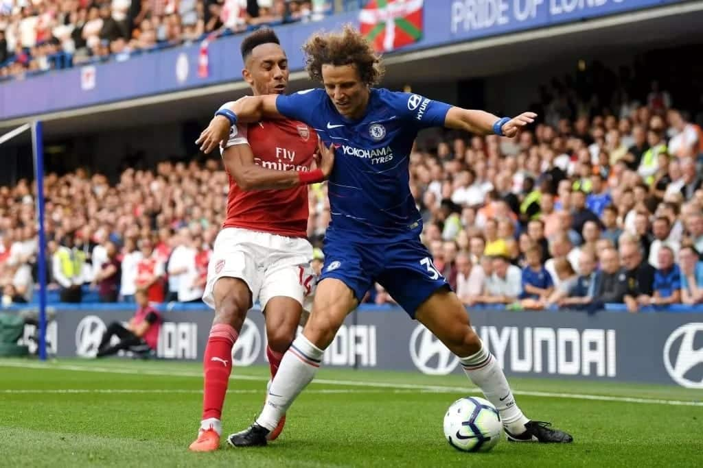 David Luiz reveals he enjoys every bit of life under Maurizio Sarri