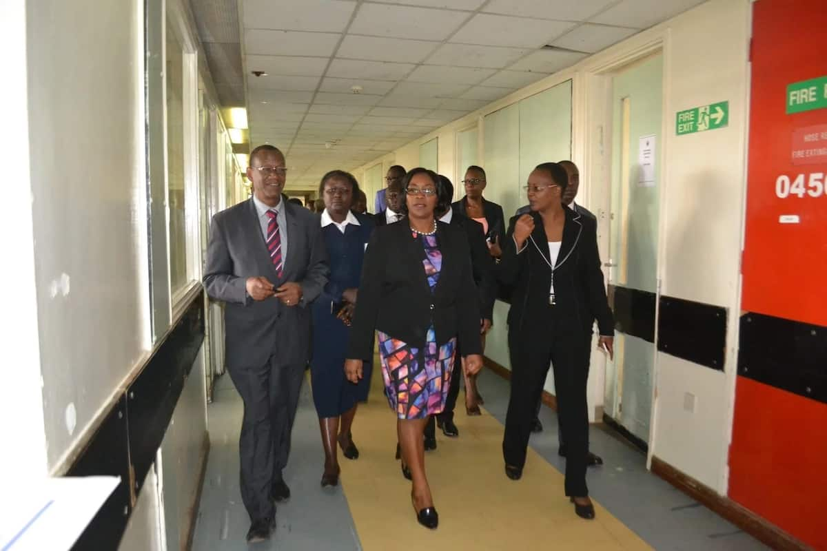 Kenyatta National Hospital CEO Lily Koros sent on compulsory leave after wrong patient was operated on