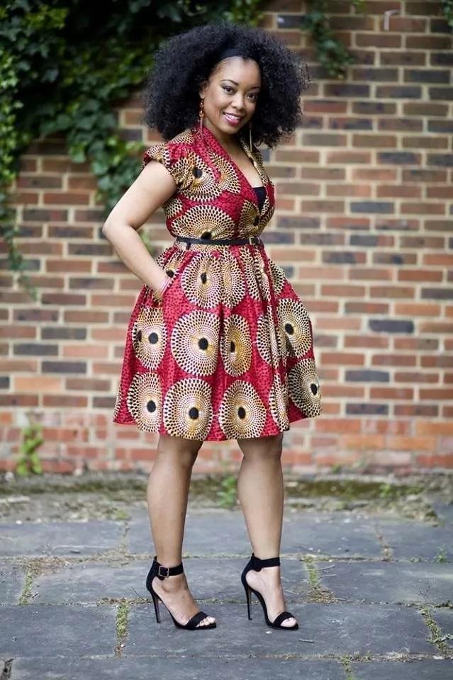 Latest Kitenge Fashion 2020 Trends For Fashionistas
