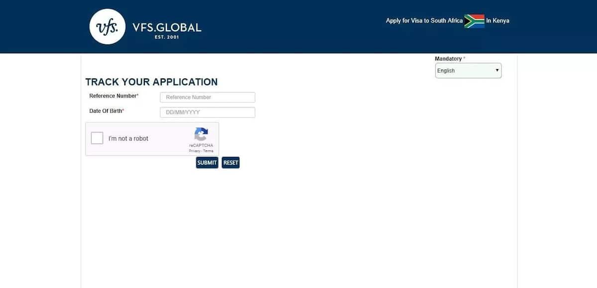 South Africa Kenya visa