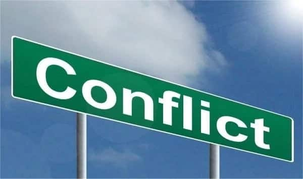 Causes of conflict Causes of a conflict in an organization Causes of organizational conflict