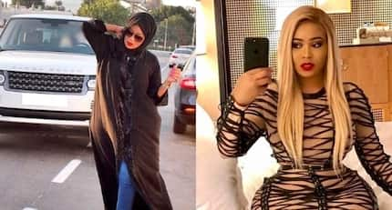 Vera Sidika reveals she is into chicken farming besides her socialite lifestyle