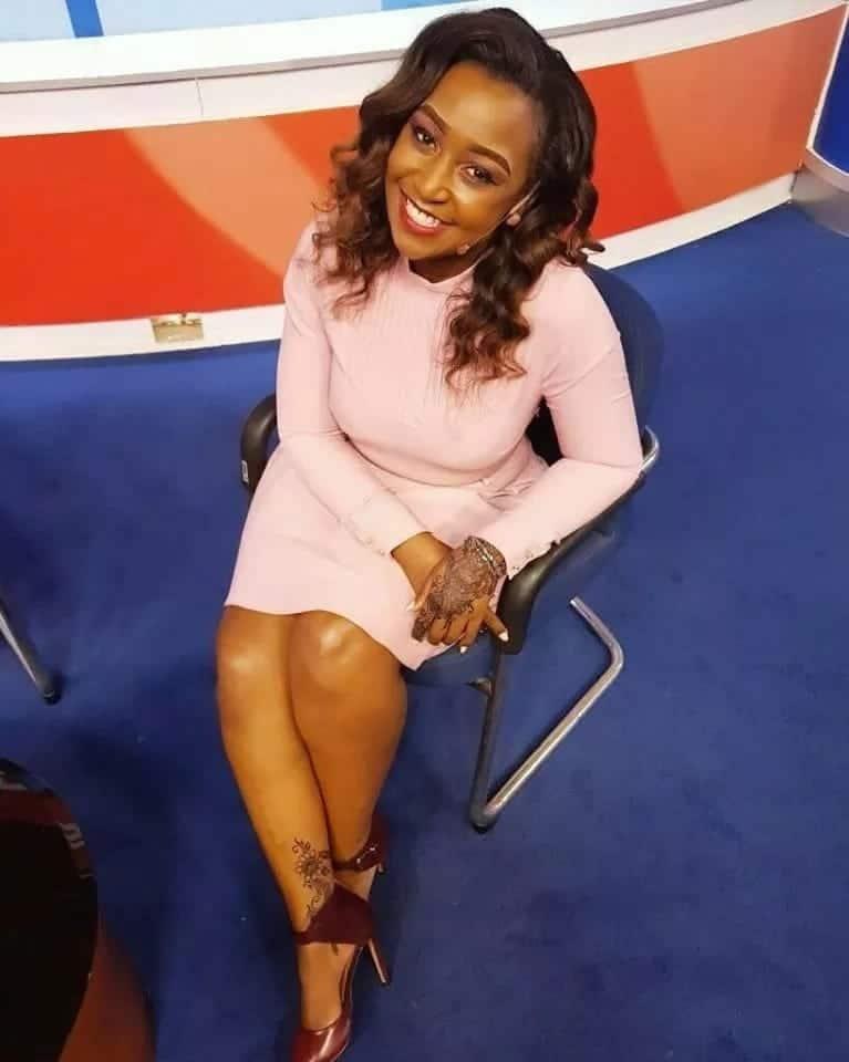 Betty Kyalo.