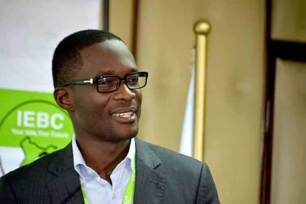 Ezra Chiloba admits sending arrested PA to pick crucial documents from IEBC offices