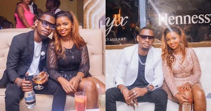 Arnelisa Muigai says she is with Ben Pol for business and not for romantic relationship