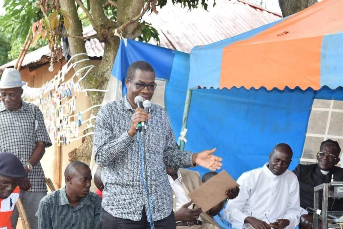 Uhuru needs unconditional support from all of us - ODM MP Opiyo Wandayi