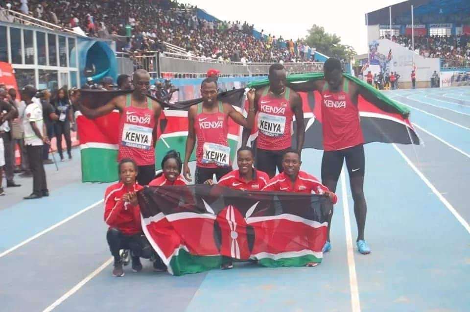 Kenya athletes emerge top in 21st African Athletics Championships