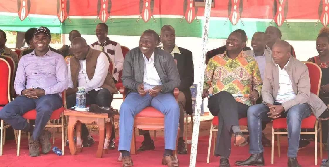 We will not stop rallying behind Ruto - Central MPs