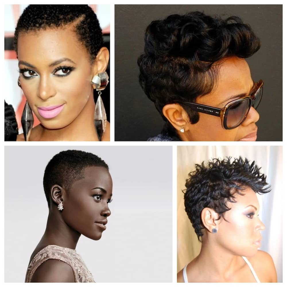 Latest African Hairstyles For All Black Women In 2020 Tuko Co Ke