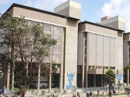 Kenya's Central Bank shoots to the global stage with prestigious award
