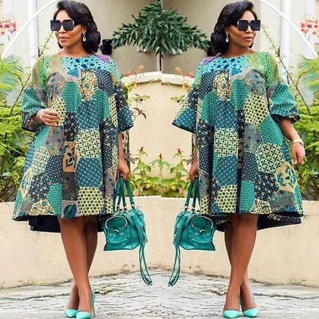Latest Ankara maternity styles