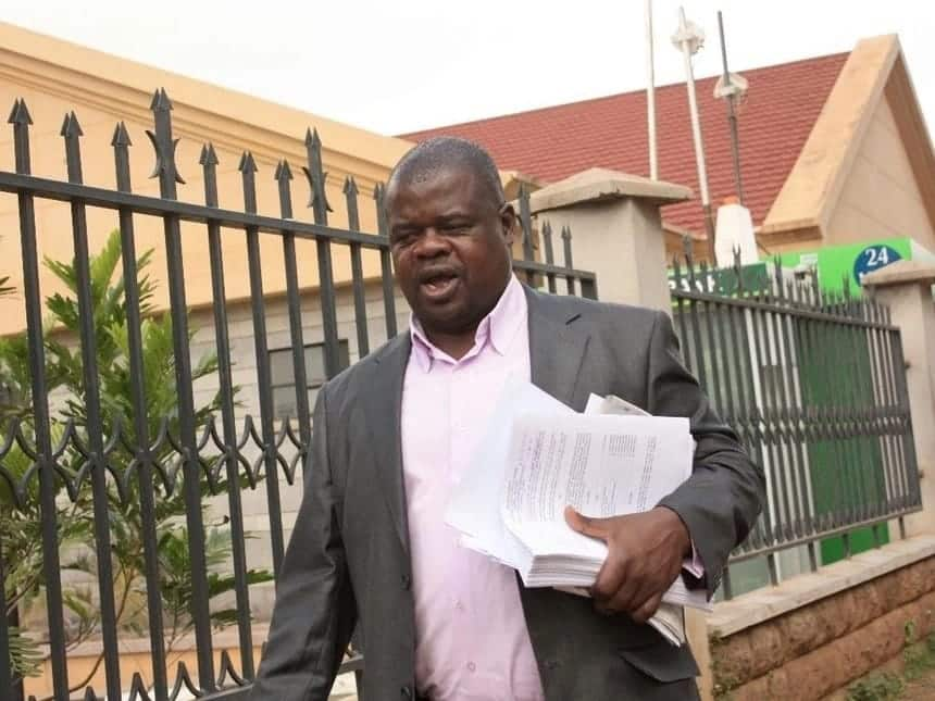 Activist Omtatah moves to court after Kenyans crowd-funded his petition against new taxes
