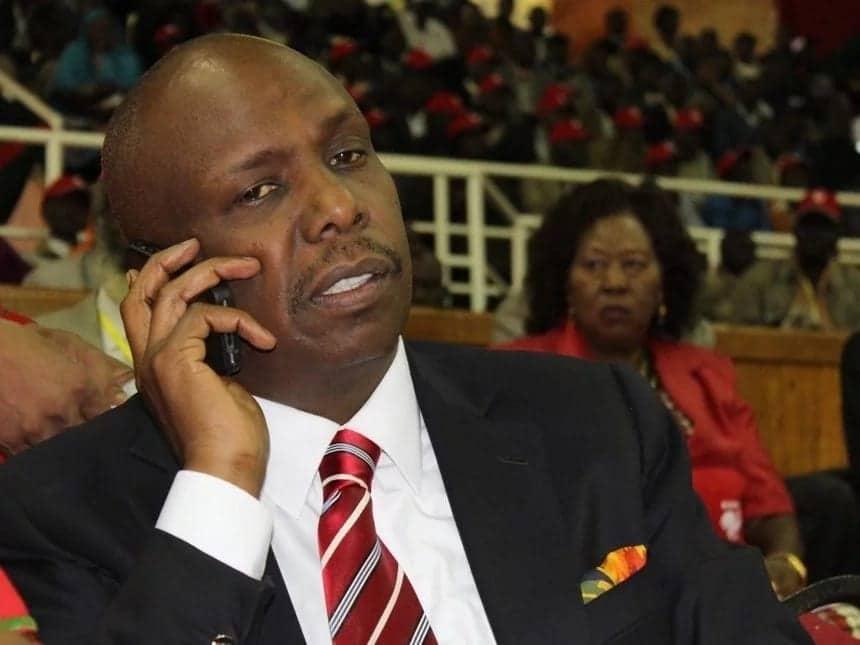 MCA 5 wanaomuunga mkono William Ruto wafurushwa katika mkutano wa seneta Gideon Moi?