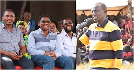 DP Ruto is frustrating war on corruption - Nyanza MPs