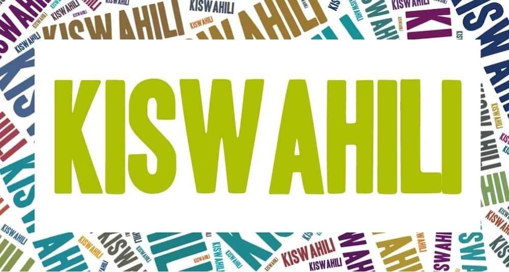 Beautiful swahili words