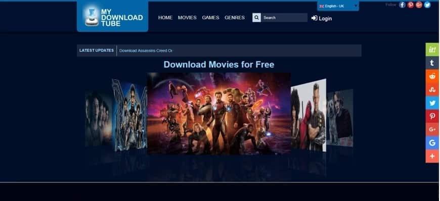 10 best websites with HD movies ▷ Tuko co ke
