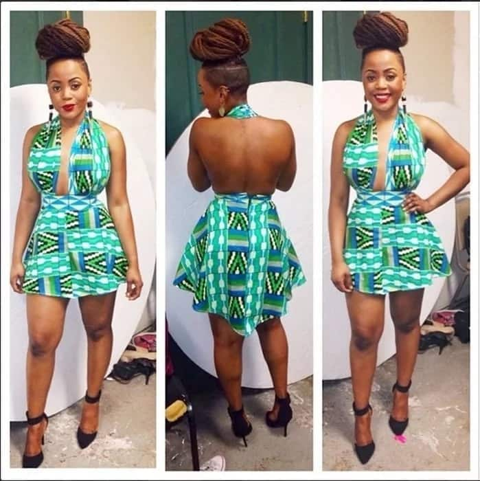 Beatiful Kitenge dresses for every occasion 2018