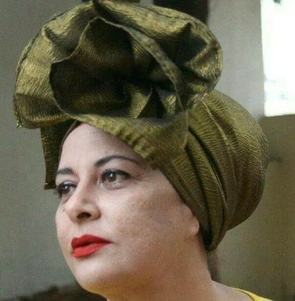 Nazlin Umar was a presidential candidate in 2017 general elections. She intends to vie again in 2022.