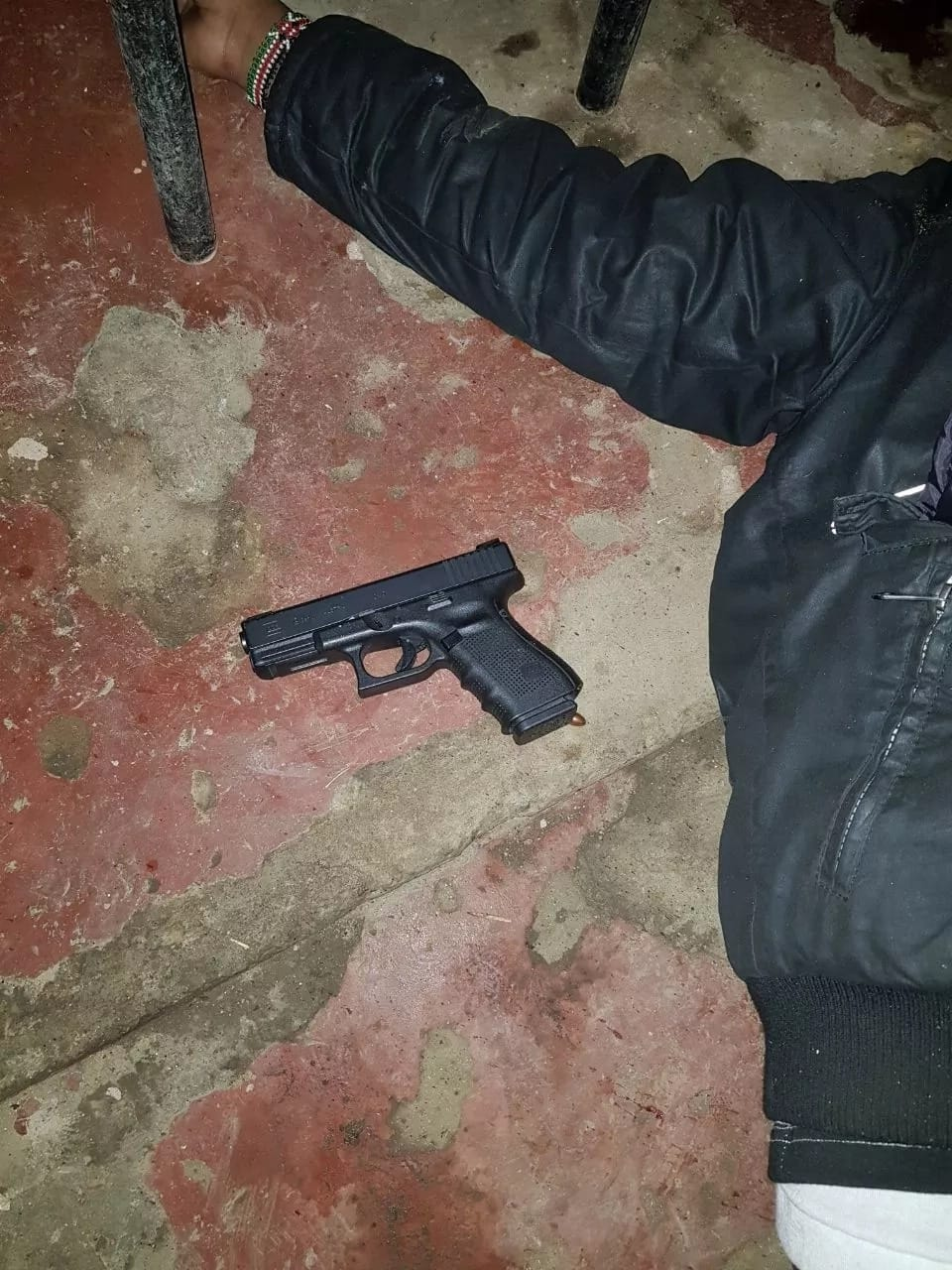 Nairobi's dreaded gangster cornered, shot dead in Eastlands