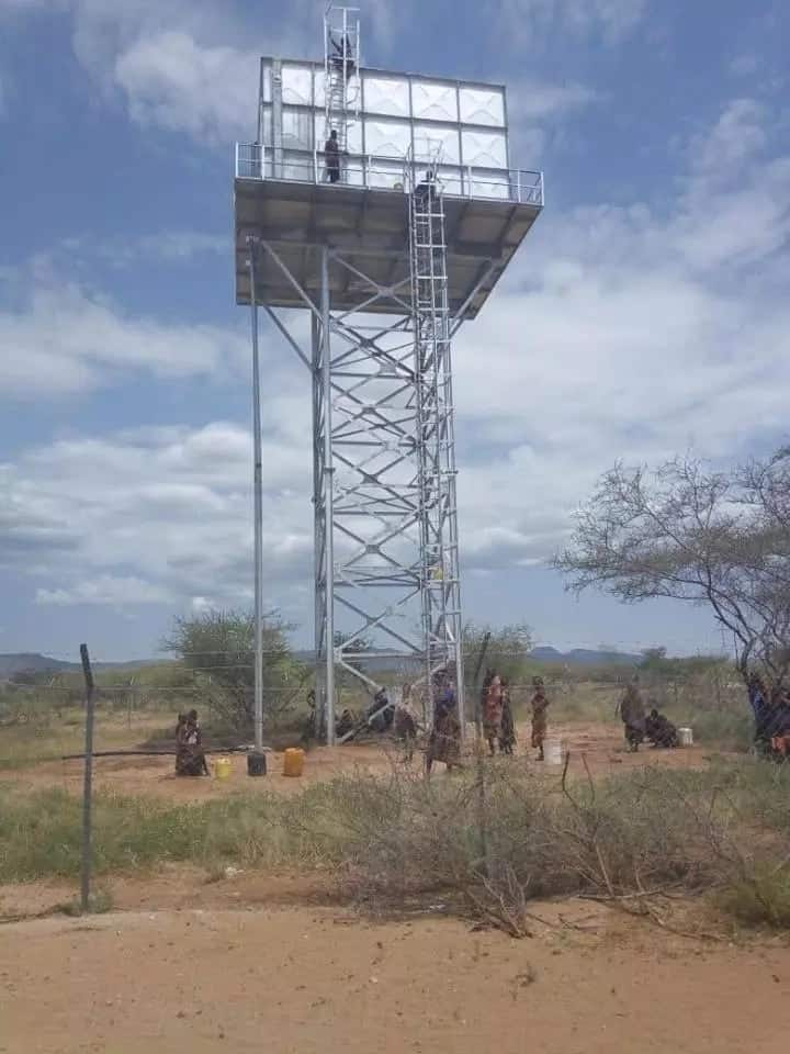 Tullow stops water supply for Turkana communities after locals disrupted oil transportation