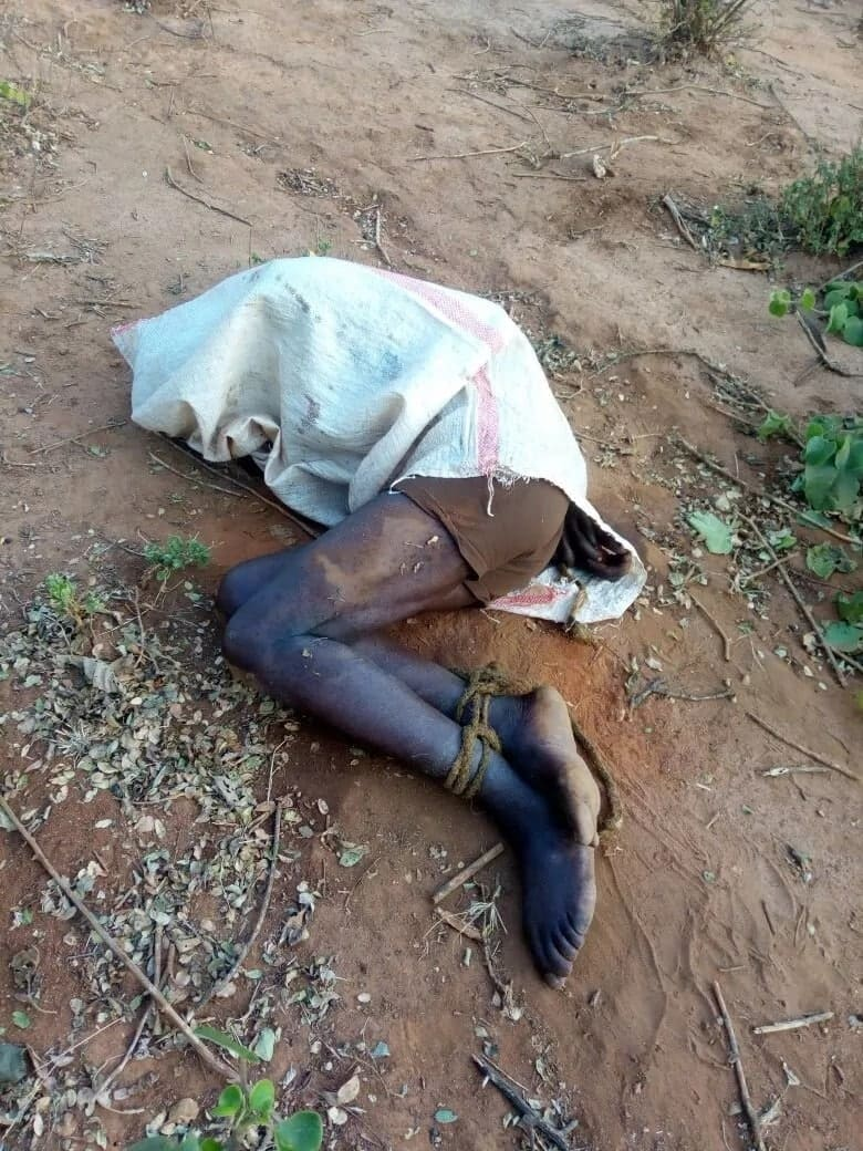 Machakos man found wrapped in sack after being kidnapped