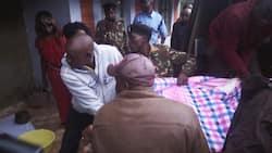 Mwanamume akwama ndani ya mwenye nyumba wakila uroda lojing'i, Kitale