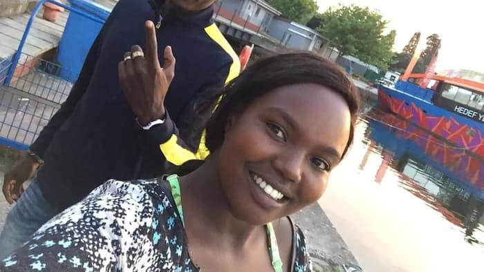Family to 400 meters champion who perished in road accident disowns his lover