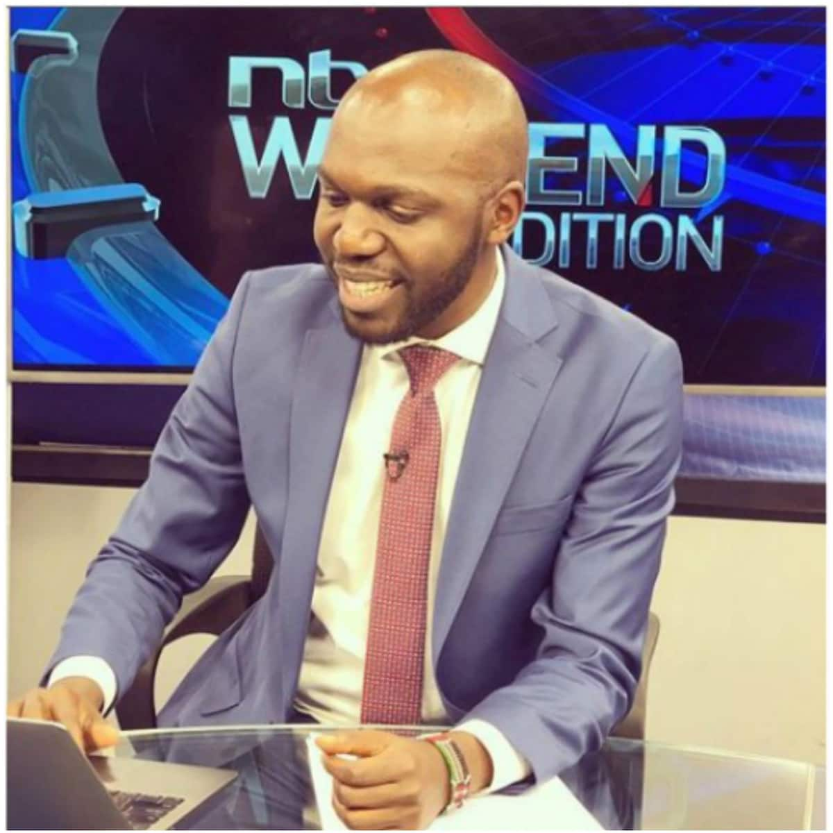 Larry Madowo lands new plum job after leaving NTV