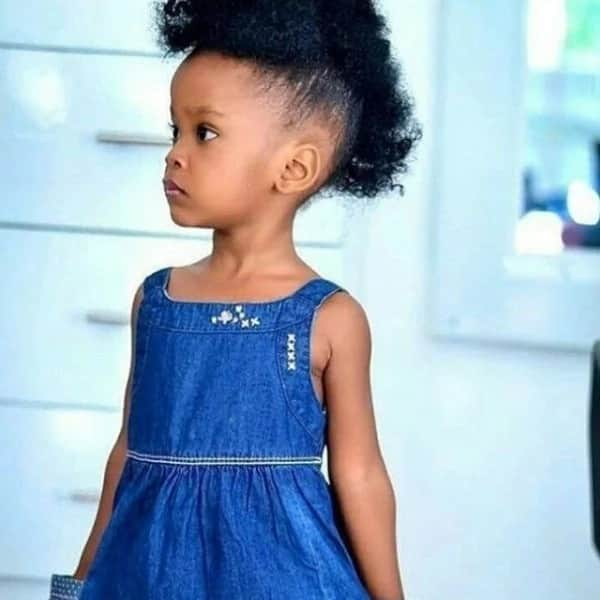 You've met Hamisa Mobetto's son with Diamond,but have you seen her adorable daughter