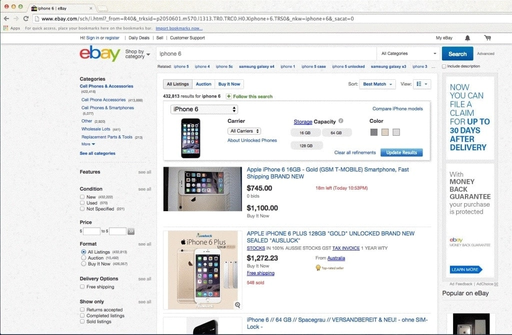 eBay shipping to Kenya:process, companies, and costs