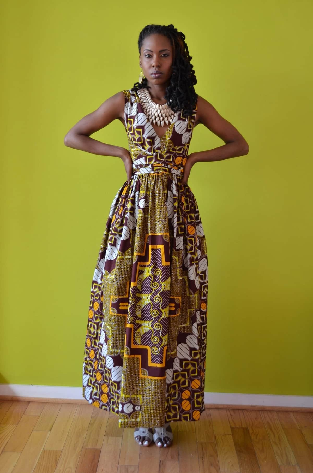 Kitenge designs for breastfeeding mothers and pregnant women