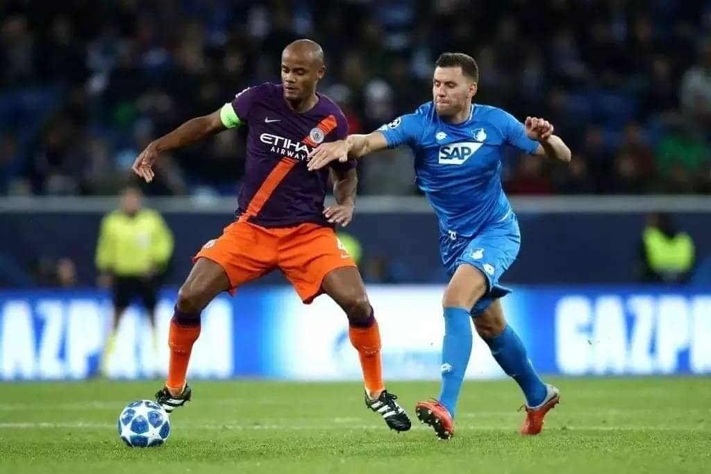 Manchester City captain Vincent Kompany set to swap club duties for teaching job