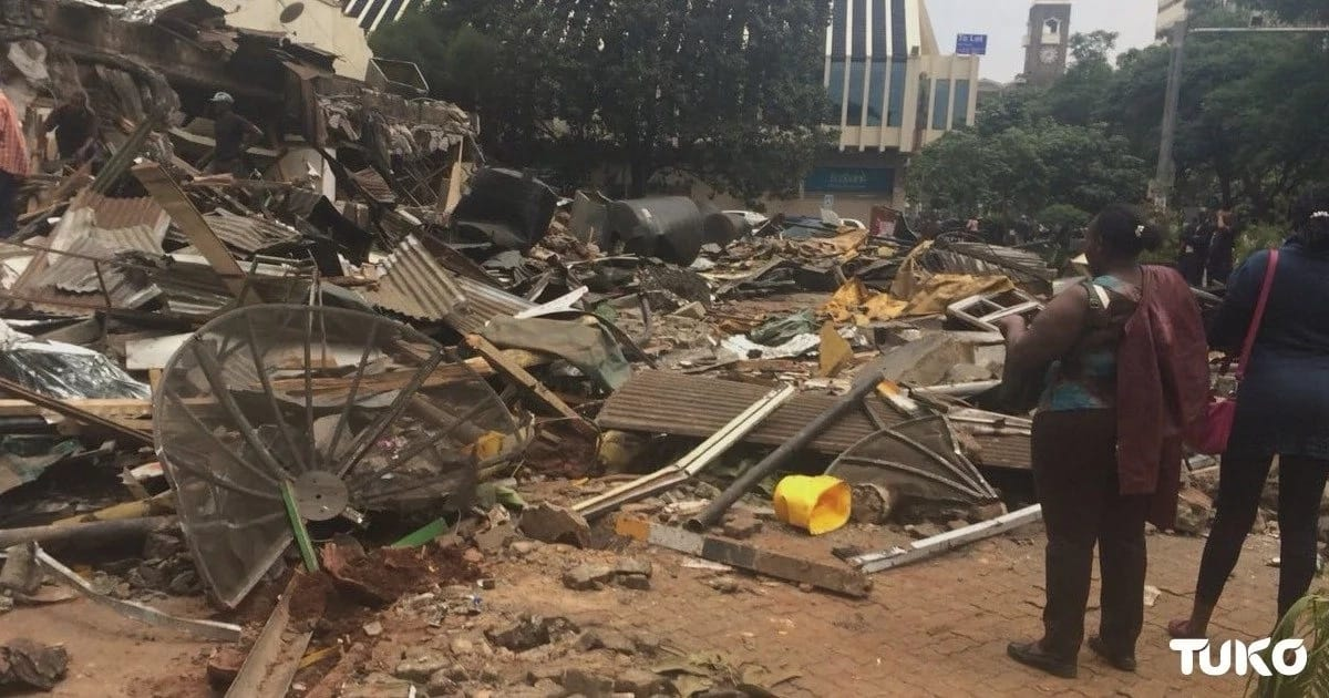 Simmers restaurant demolished hours after dramatic closure