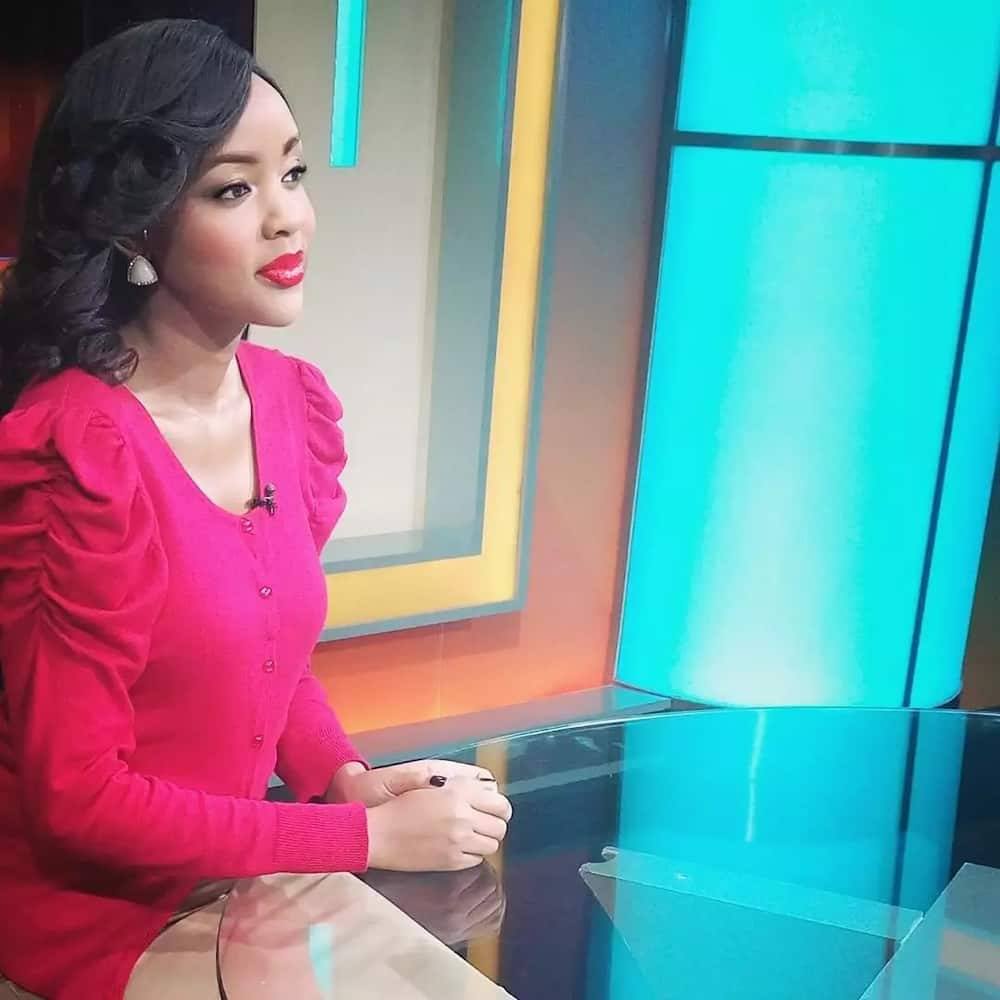 You cannot date citizen TV's Joey Muthengi for these 3 reasons
