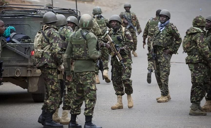 After Raila Odinga, another presidential wants KDF withdrawn from Somalia