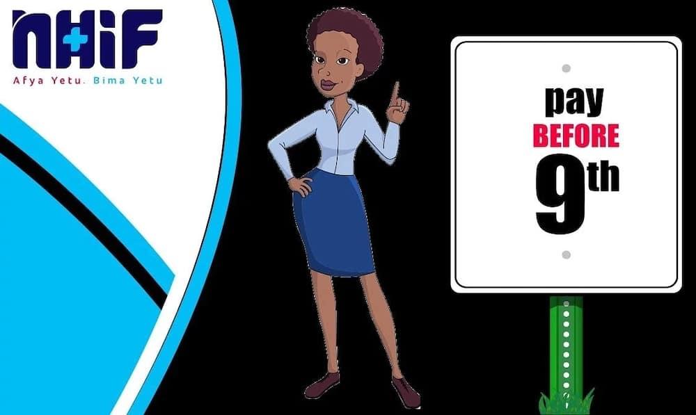 Nhif account status online kenya