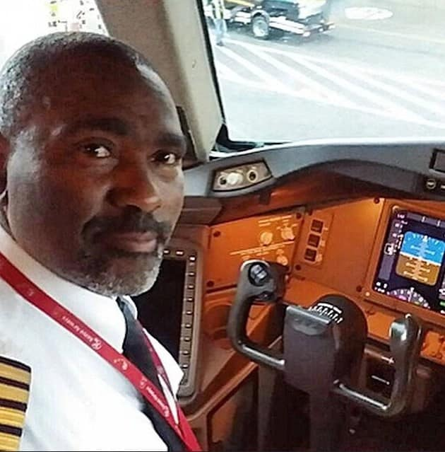 Meet 65-year-old pilot in charge of KQ's direct flight to the US