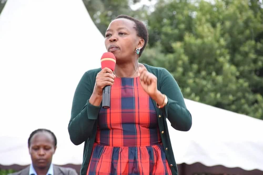 Rachel Ruto: Women should not speak much after their husband's speech