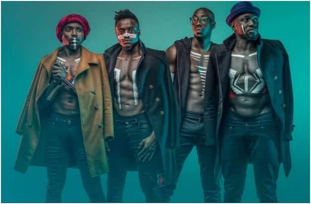 Sauti Sol members names, ages, tribes and girlfriends