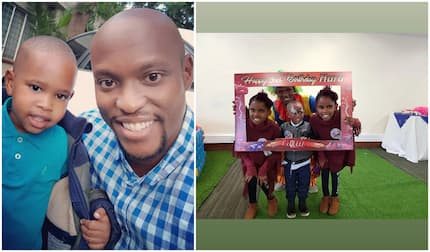 Celebrities attend Janet Mbugua's son's birthday party