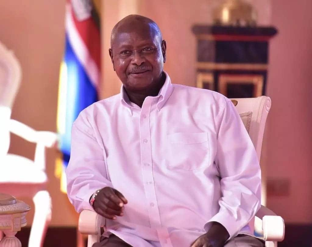 Ugandan minister lauds Museveni's extra ordinary ability of working 58 years without leave