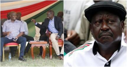 Marafiki wa Ruto wamshambulia Raila kuhusu kura ya maamuzi ya Katiba