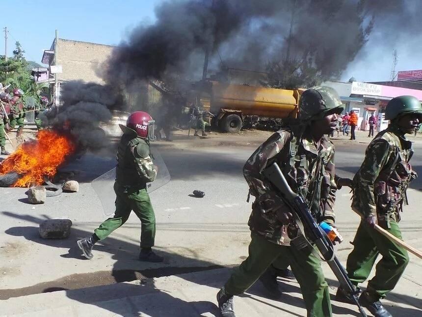 IG Boinett comes out guns blazing bashing NGO over false report